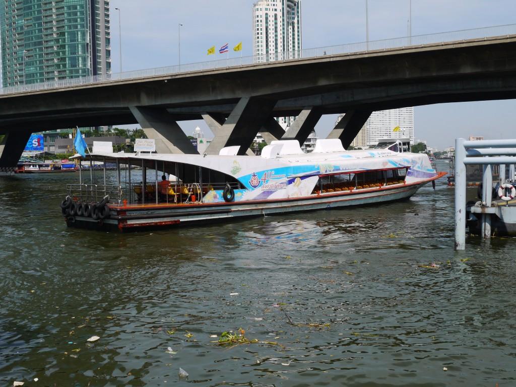 Chao Phraya River Tourist Boat