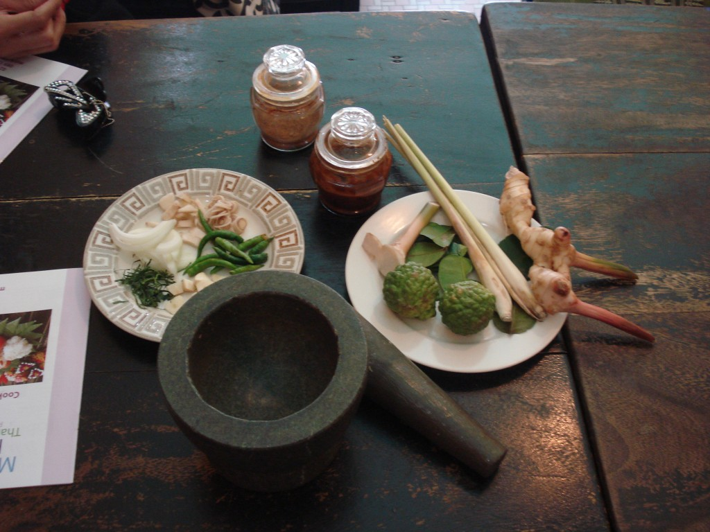 Fresh Thai Herbs & Spices