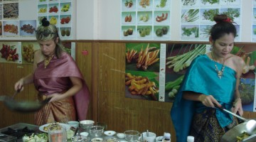 Thai Vegetarian and Vegan Cookery Class