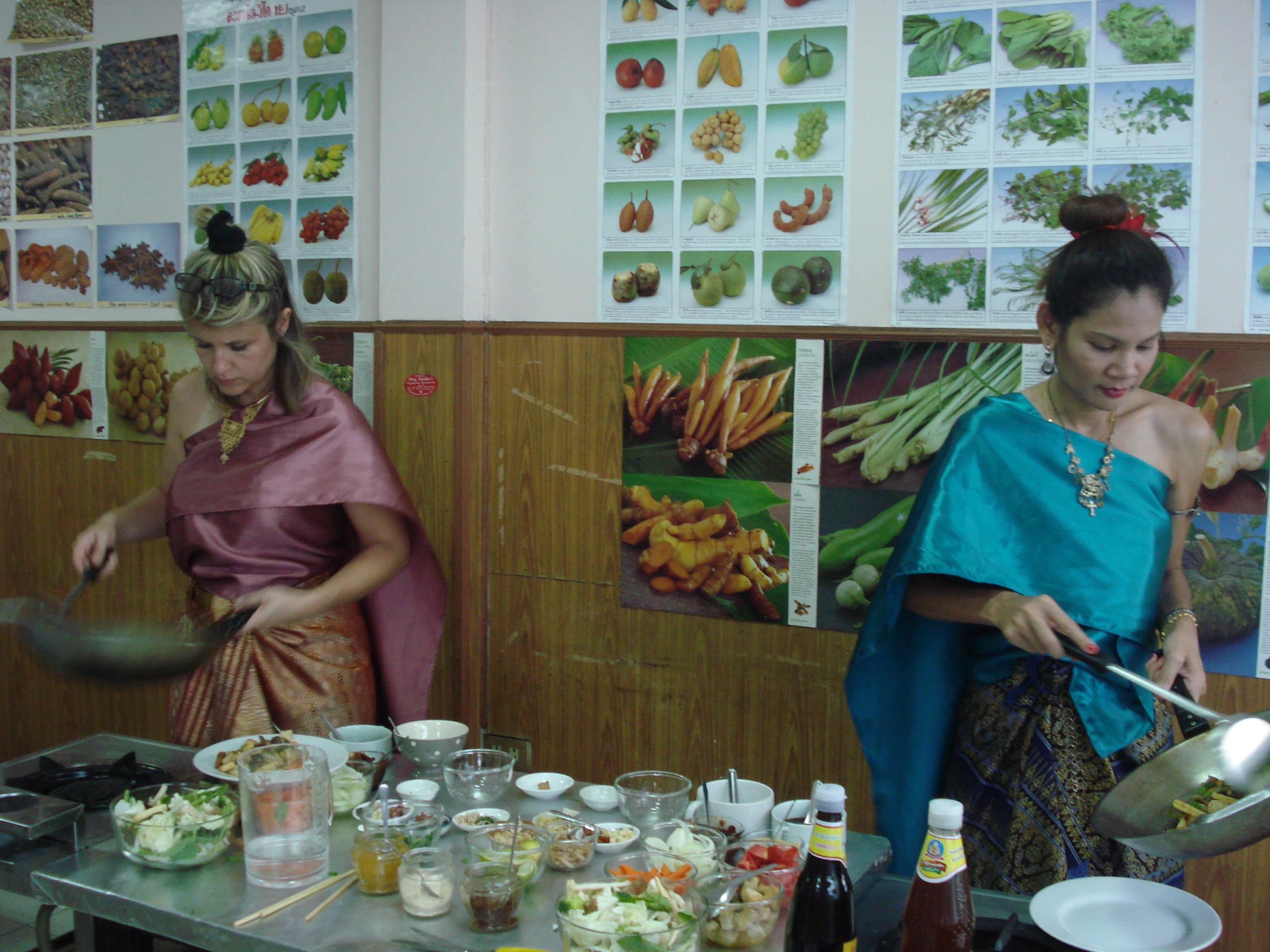 Thai Vegetarian and Vegan Cookery Class