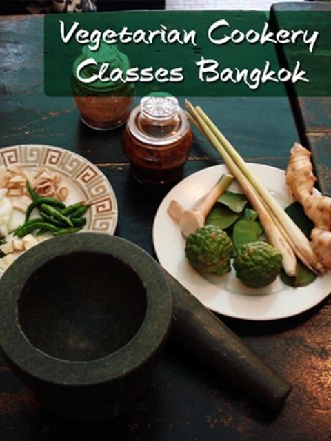 Vegetarian & Vegan Cookery Class In Bangkok