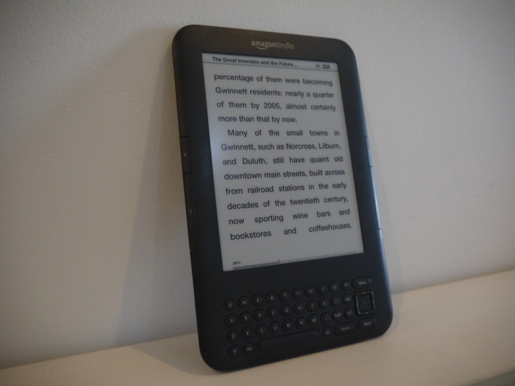 My Original Amazon Kindle