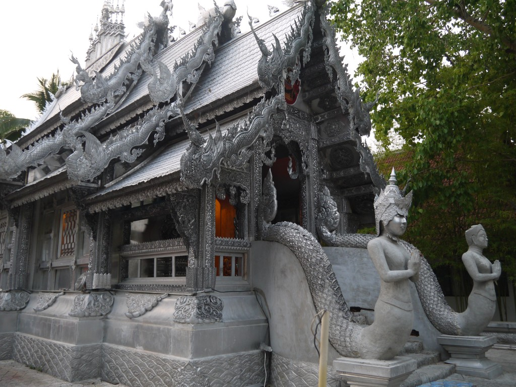 silver temple at wulai street