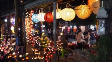 wulai street market