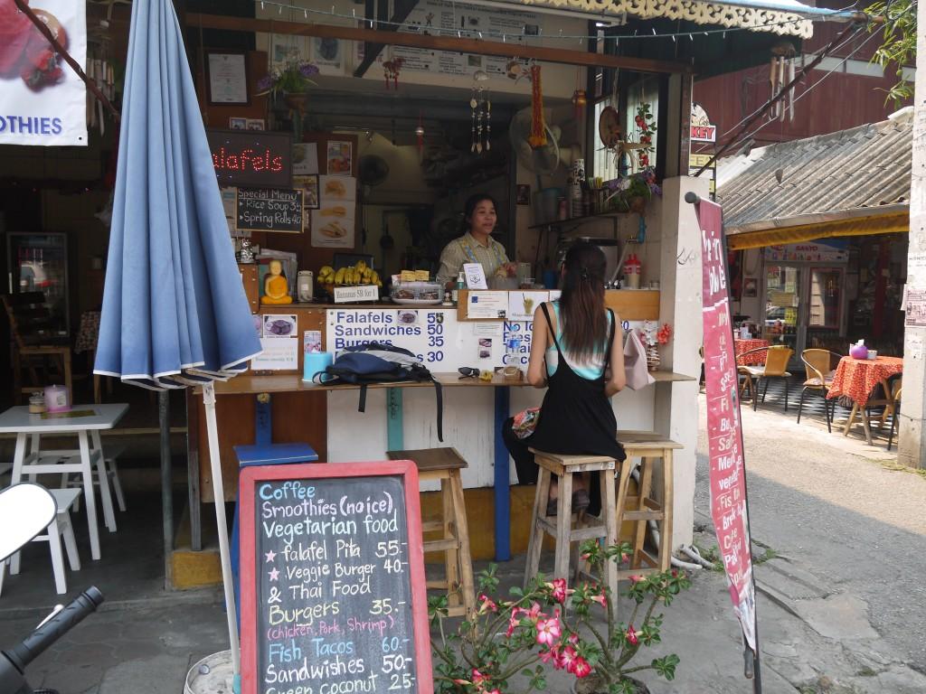 Funky Monkey Cafe, Chiang Mai