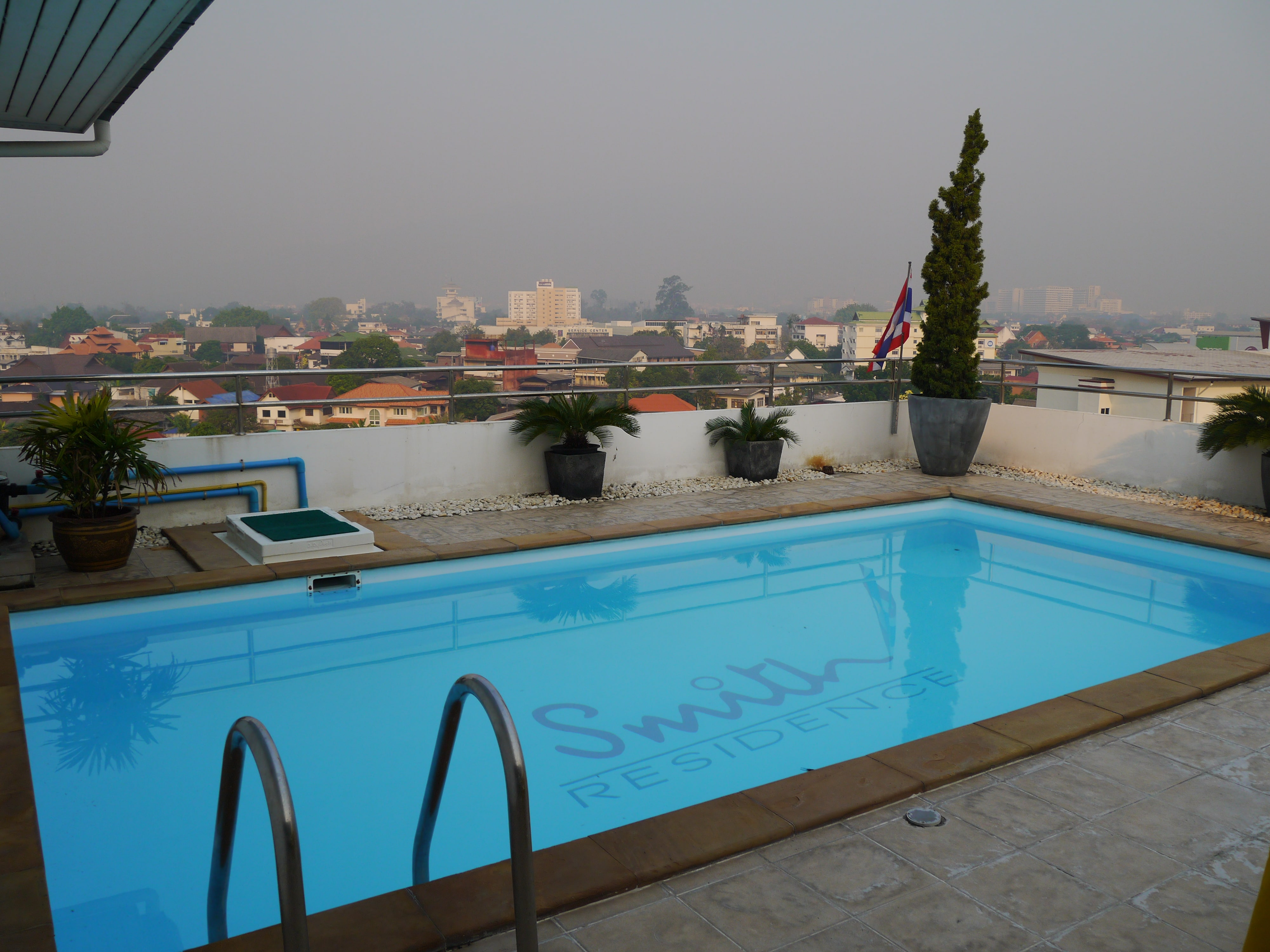 The Pool At Smith Residence, Chiang Mai