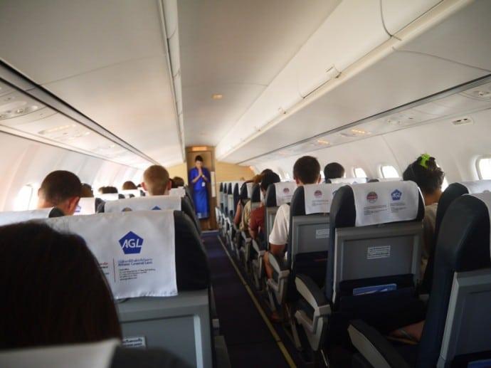 Ready For Take-Off To Hanoi
