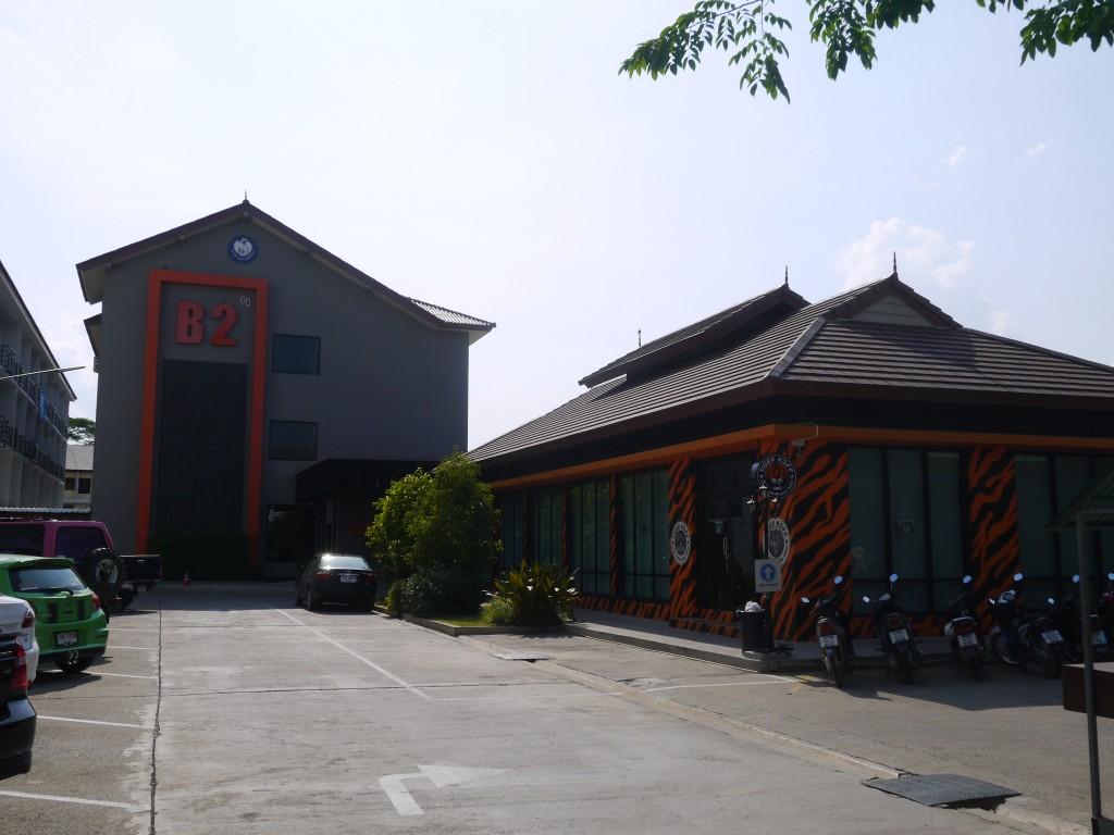 B2 Hotel, Chiang Rai