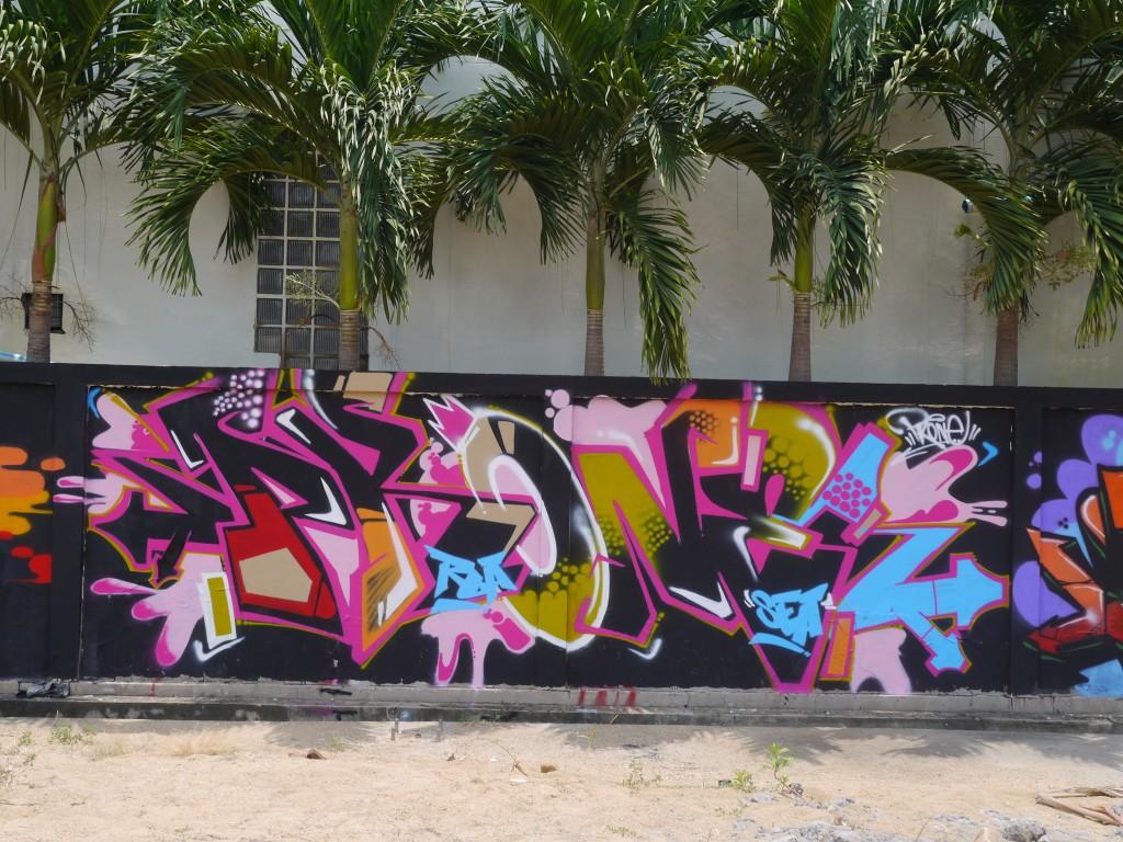 Even More Chiang Mai Graffiti