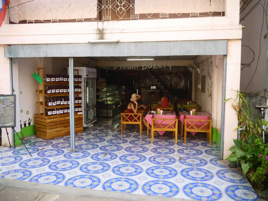 Dream Bakery, Huay Xai, Laos