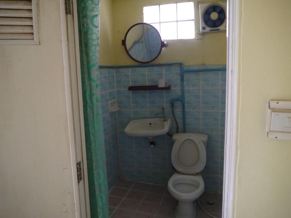 Bathroom At Friendship Guest House, Huay Xai, Laos