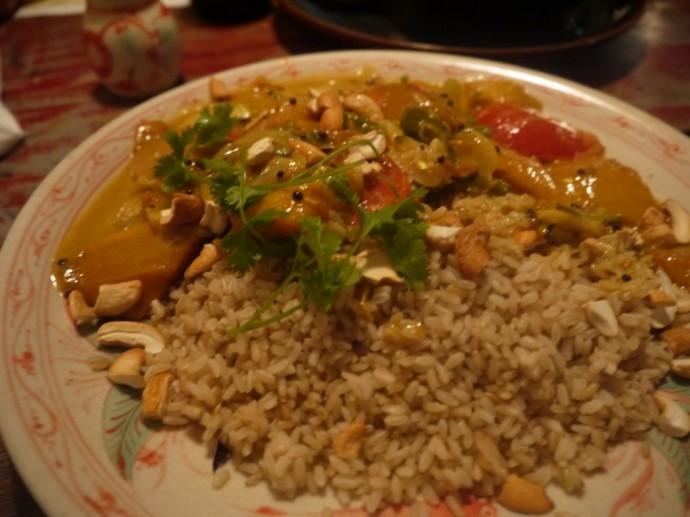 Mango Curry At Hanoi Social Club