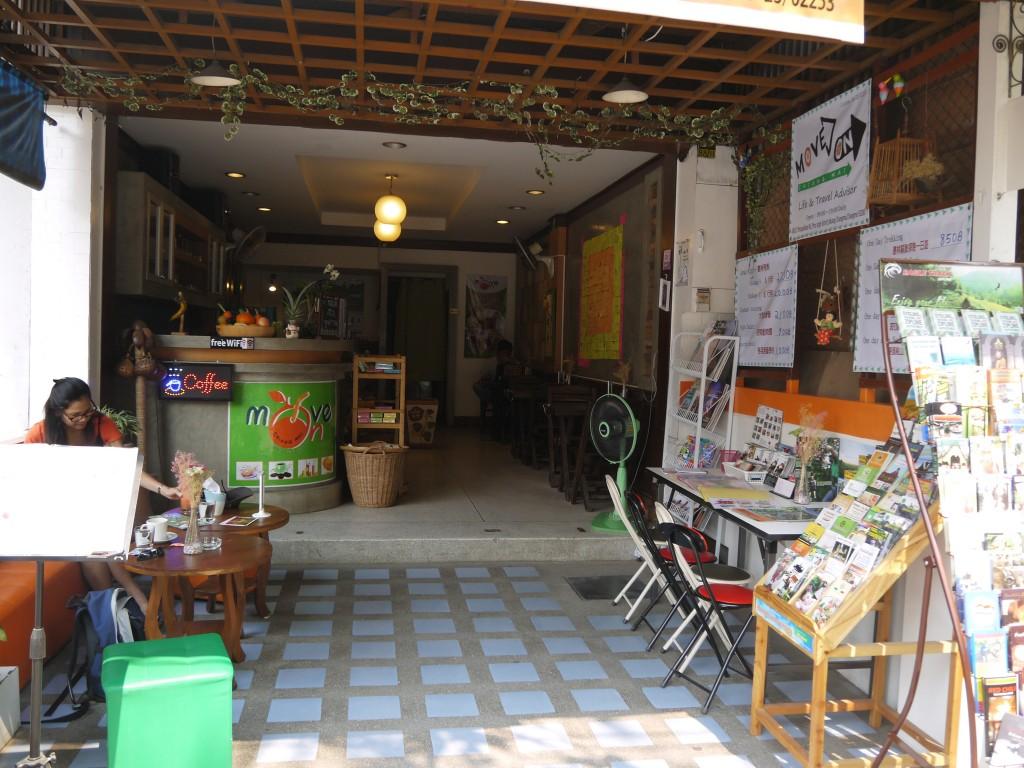 Move On Coffee, Chiang Mai