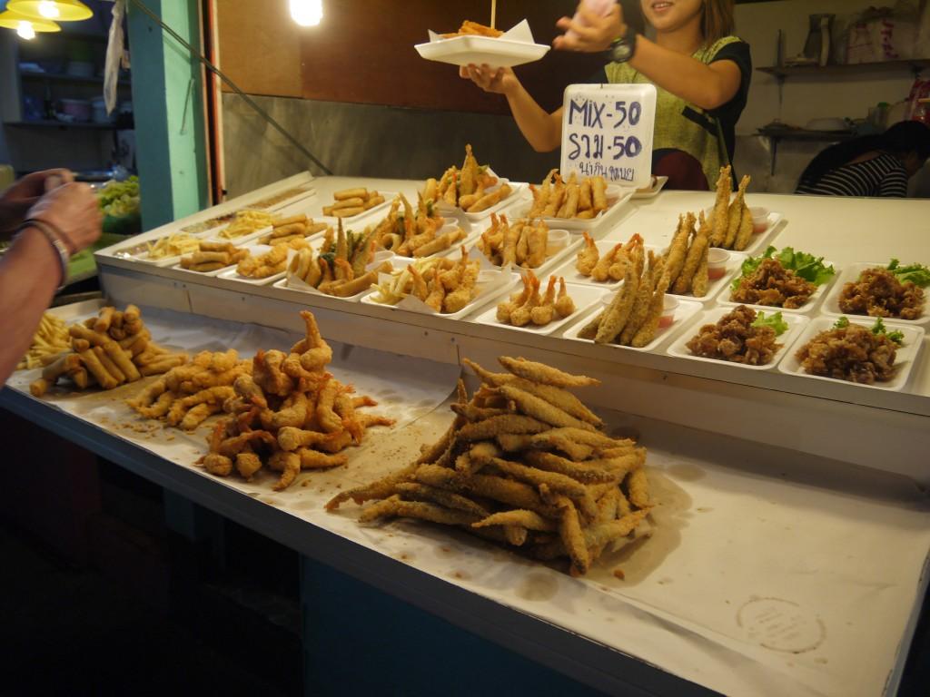 Yet More Food at Chiang Rai Night Bazaar