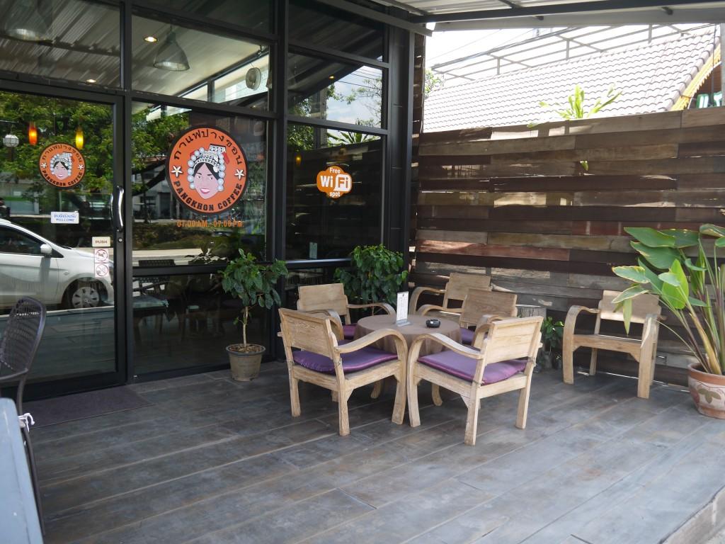Pangkhon Coffee, Chiang Mai