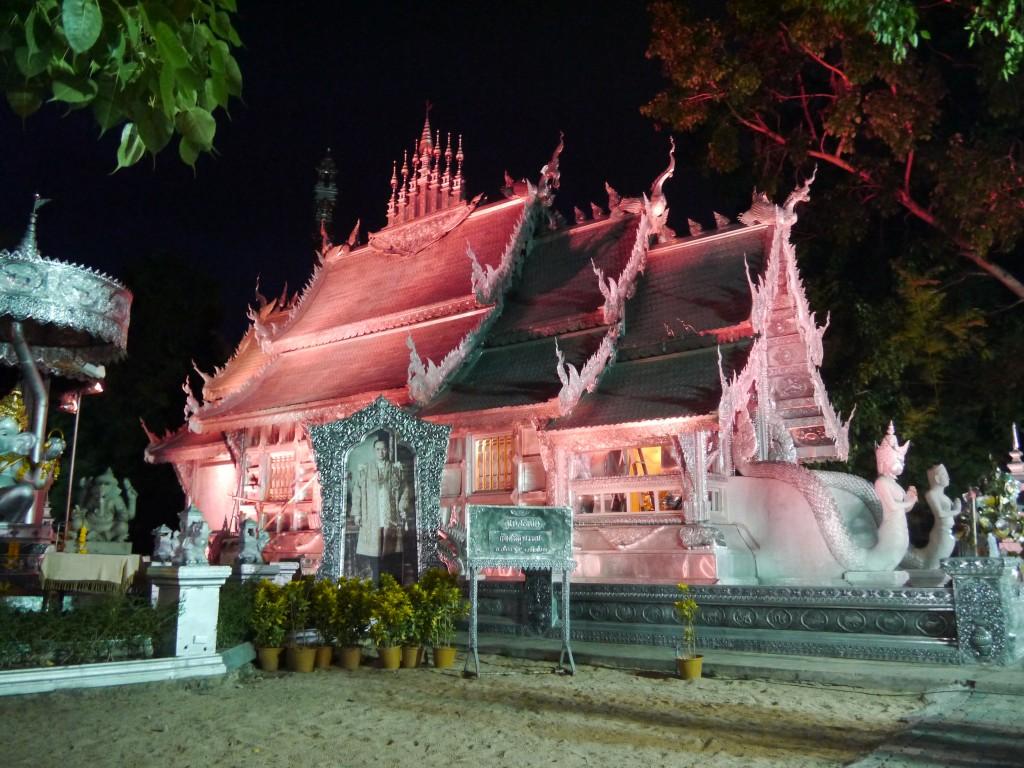 Wat Sri Suphan, Chiang Mai