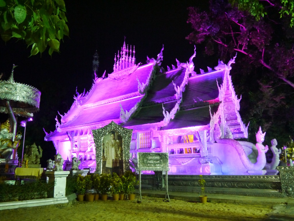 Wat Sri Suphan - Chiang Mai, Thailand