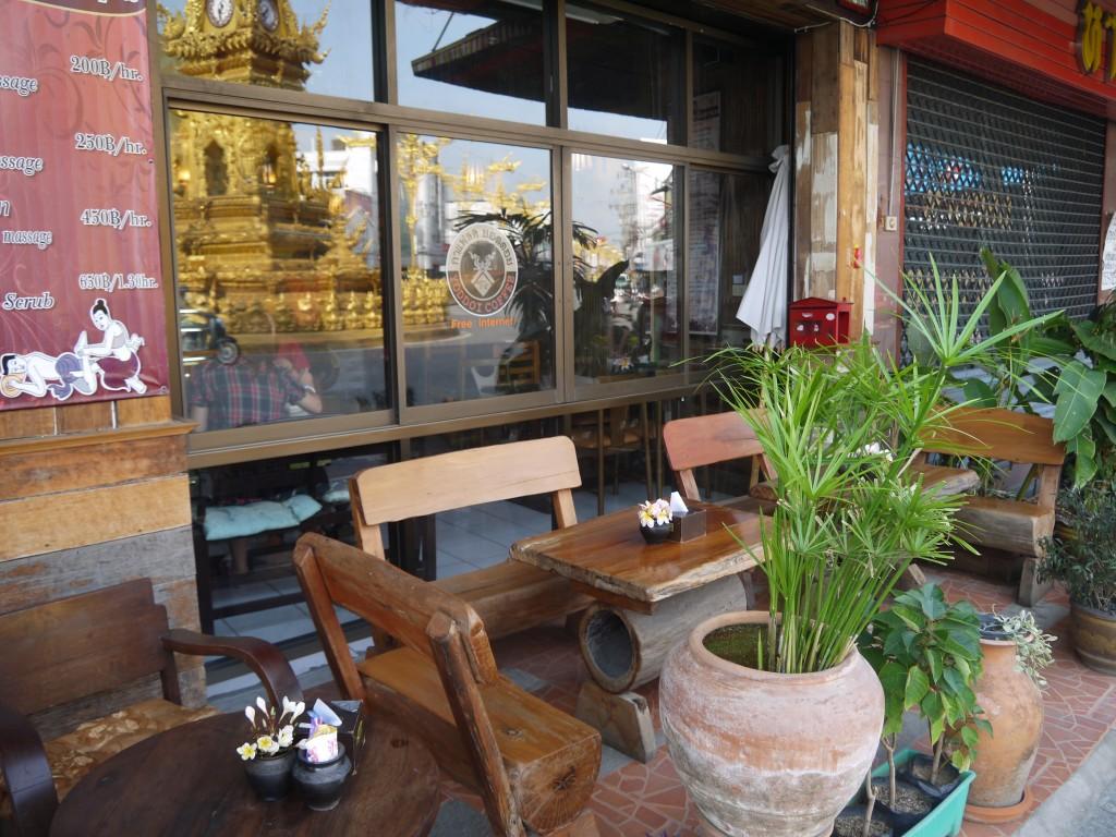 Yoddi Coffee in Chiang Rai