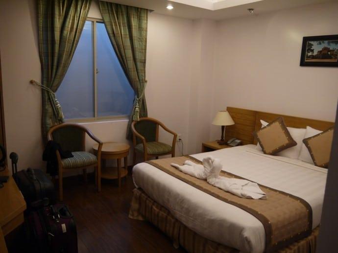 Superior Room At Aries Hotel, Ho Chi Minh City, Vietnam