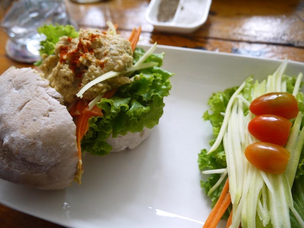 Hummus Heaven at ARTillery, Phnom Penh