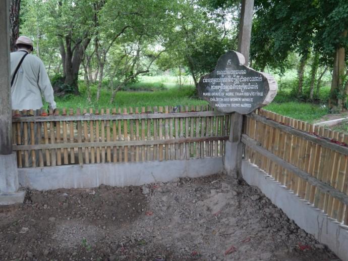 Mass Grave For Women & Children