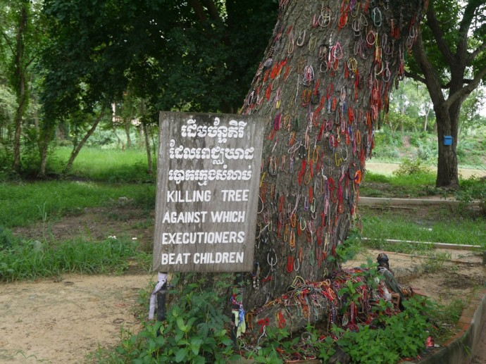 The Killing Tree - Where Babies And Children Were Beaten To Death