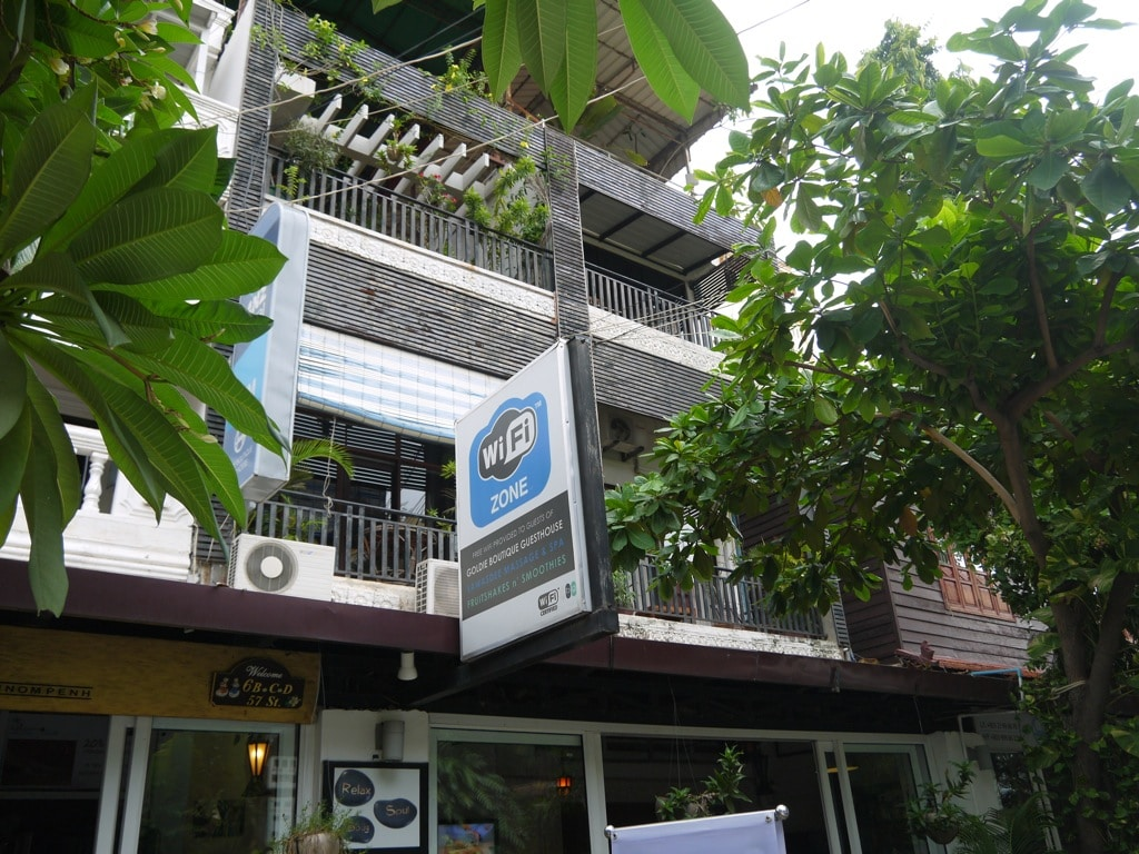Goldie Boutique Guest House, Phnom Penh