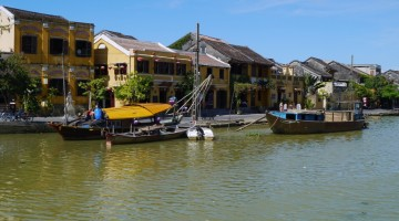 The Riverfront at Hoi An