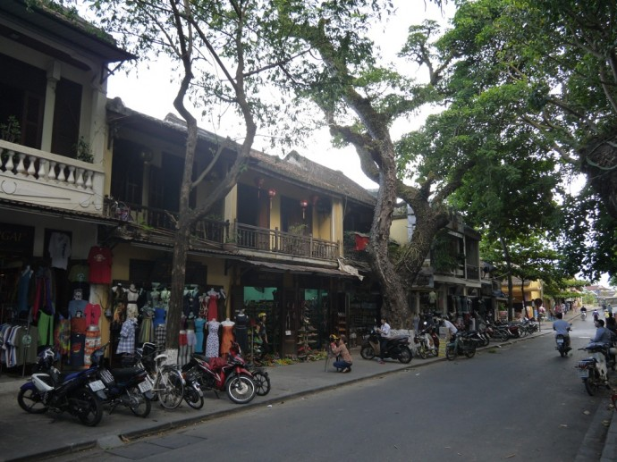 Shops In Hoi An