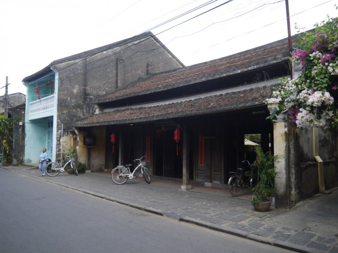 Old Building in Hoi An