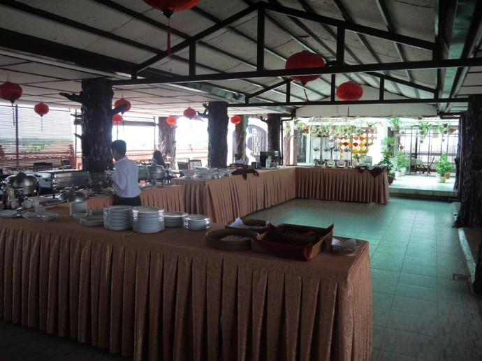Buffet Breakfast At Hoi An Lantern Hotel