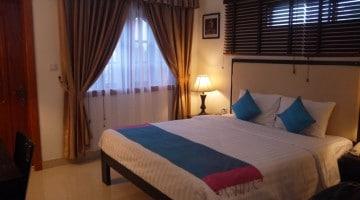 Room At Homefeel CS Hotel, Phnom Penh