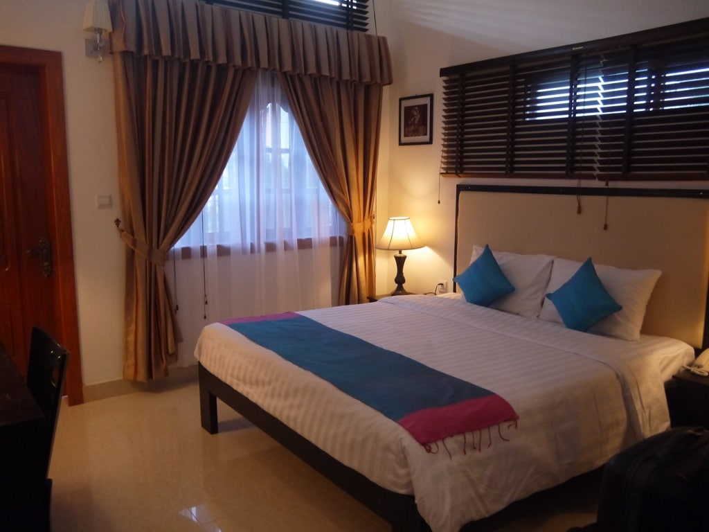 Room At Homefeel CS Hotel, Phnom Penh