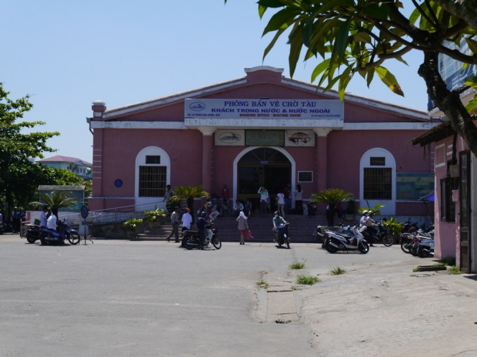 Hue Train Station Ticket Office