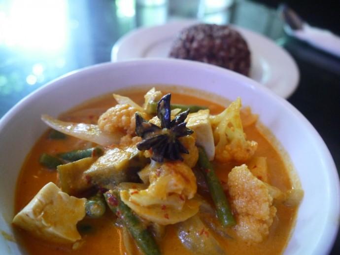 Red Curry At K'NYAY, Phnom Penh