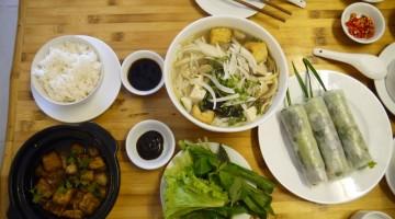 Quan Chay Yeu Thuong, Ho Chi Minh City
