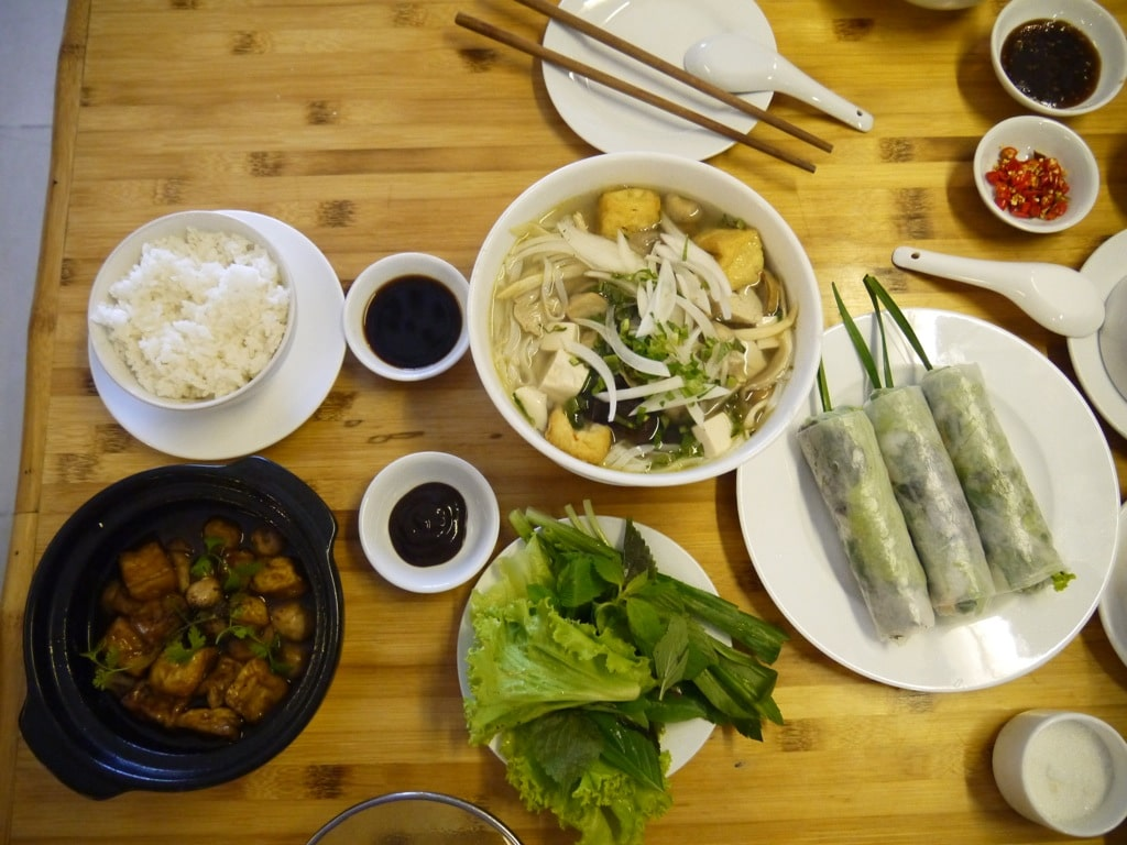 Vegetarian Restaurants In Ho Chi Minh City (Saigon) - Renegade Travels
