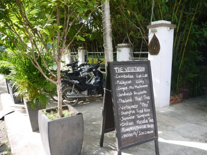 The Vegetarian, 158 Street 19, Phnom Penh, Cambodia