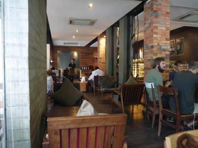 Brown Coffee & Bakery - Our Favorite Hang-Out In Phnom Penh