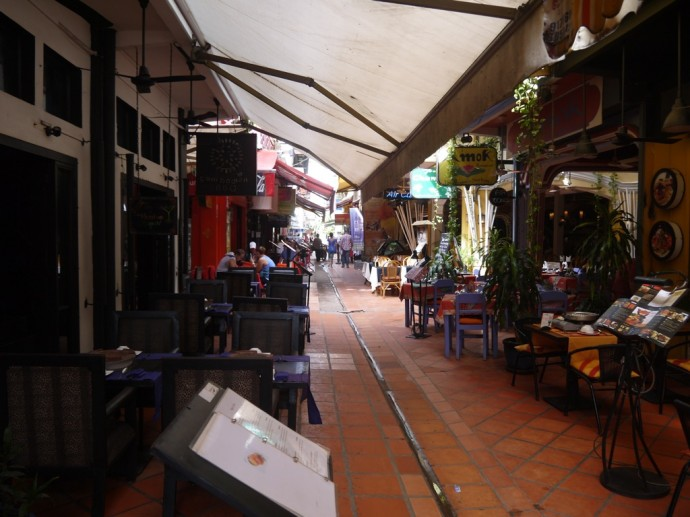 The Passage, Old Market, Siem Reap