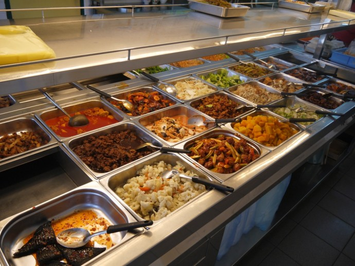 EE Beng Vegetarian Buffet