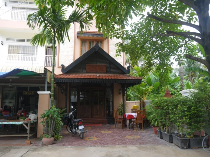 Friendly Villa, Siem Reap