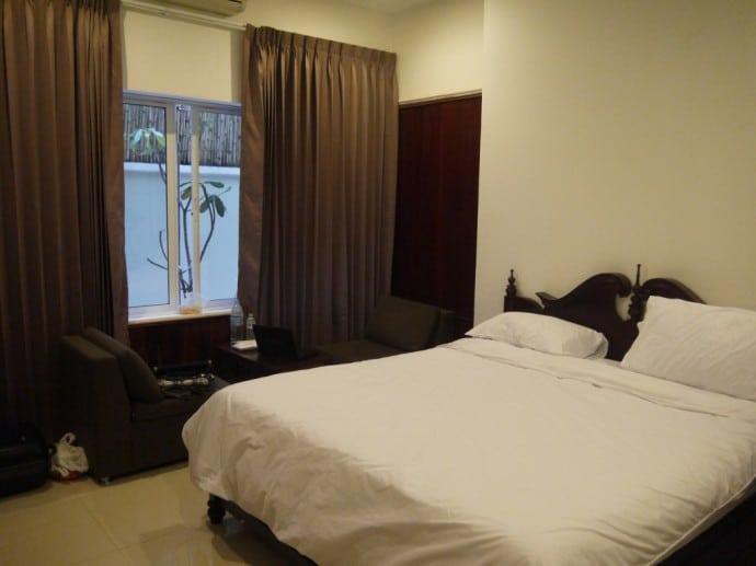 Standard Room At J Villa, Phnom Penh