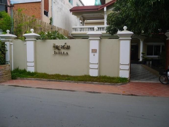 J Villa, Phnom Penh