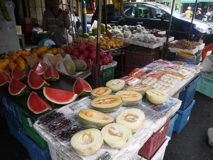 Jalan Kuala Kangsar Market, George Town, Penang