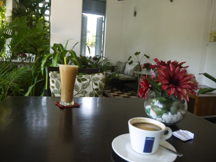 Java Cafe & Galley, Phnom Penh
