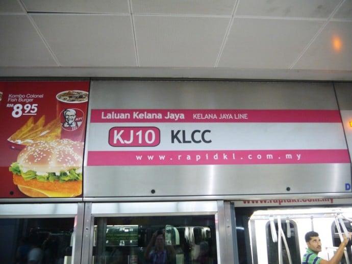 KLCC Station