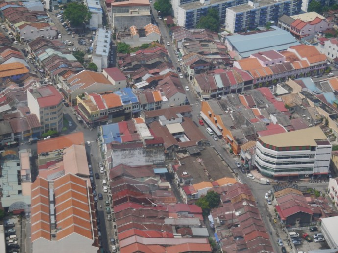 Lebuh Kimberley Area Of George Town