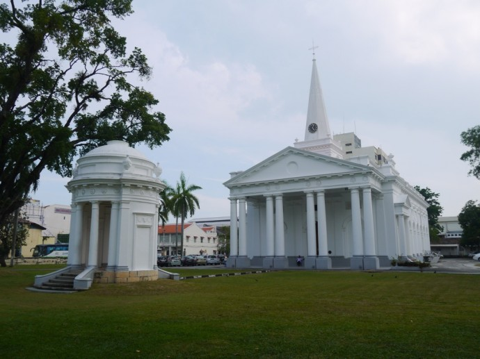 St George's Church, George Town, Penang