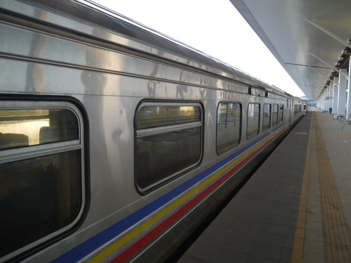 Butterworth To Singapore Train